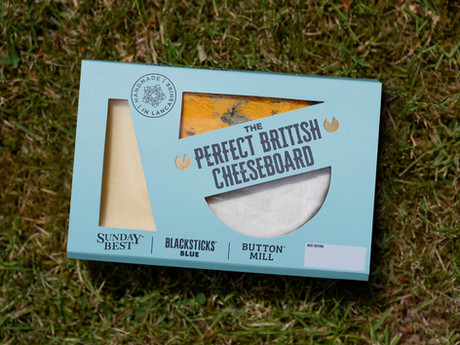Blue cheese is now for (shelf) life… not just for Christmas!