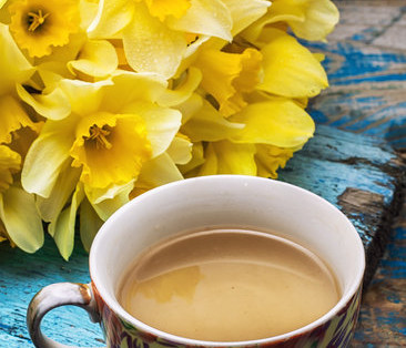Love your brain health with a cuppa