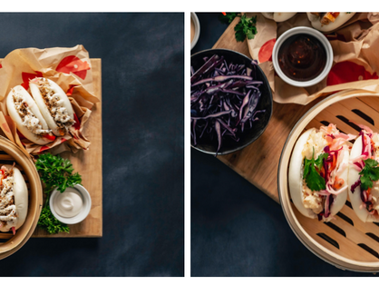 Hold onto your buns... BAO Yum has arrived at the Westminster London Hotel