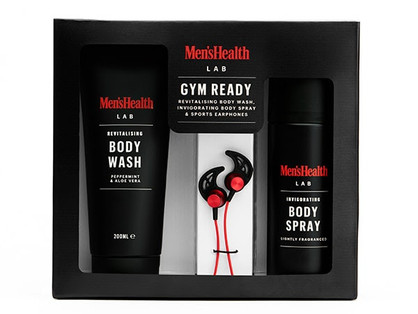 Gym Ready with Men's Health Lab