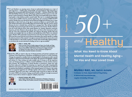 50+ And Healthy Examines The Importance Of Mental Health As We Age