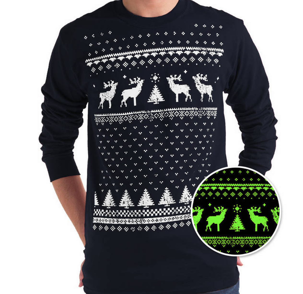 We all know someone who loves a bit of nerdy stuff! We have got the perfect jumper for them a glow in the dark Christmas jumper... YES you heard right Glow in the dark!  you can pick it up for just   £20.00  https://www.etsy.com/uk/listing/210823011/glow-in-the-dark-reindeer-christmas?gpla=1&gao=1&&utm_source=google&utm_medium=cpc&utm_campaign=shopping_uk_en_gb_christmas-clothing&utm_custom1=9a8c4f20-a3c8-4afb-a973-0575c7b34293&gclid=EAIaIQobChMI5JHS2ZXv3QIVr73tCh2XigRaEAQYBSABEgKDy_D_BwE