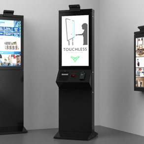 imageHOLDERS launches hygienic gesture controlled touchless kiosk