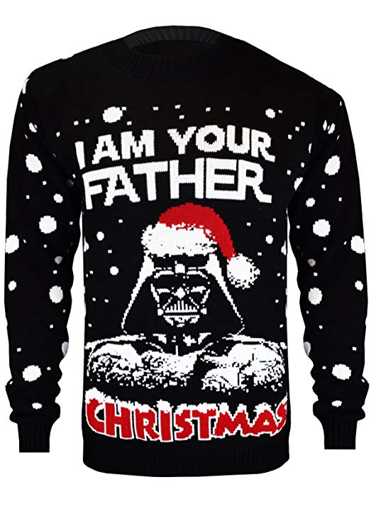 One for those star who are star wars obsessed. This Themed jumper can be picked up for just £17.99