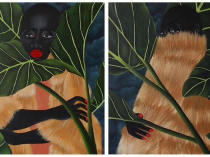 ADA / Contemporary gallery showcases the inaugural exhibition of artist Zandile Tshabalala