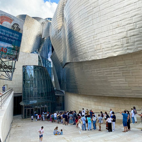 174,103 people visited the Guggenheim Museum Bilbao this summer