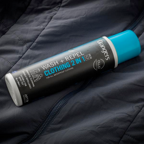 Clean and reproof kit with Grangers' eco Wash + Repel Clothing 2 in 1 formula!