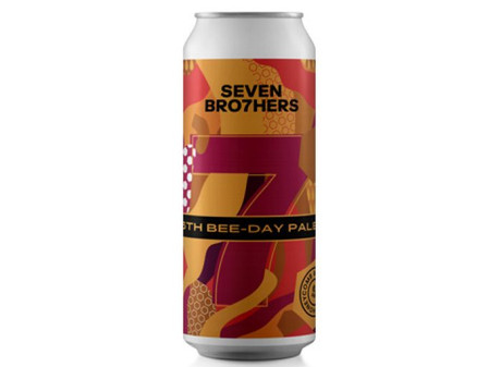 SEVEN BRO7HERS CELEBRATE TURNING SIX WITH LIMITED EDITION BIRTHDAY BEER