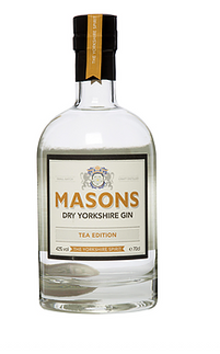 Masons Dry Yorkshire Gin, Tea Edition - 42%abv.