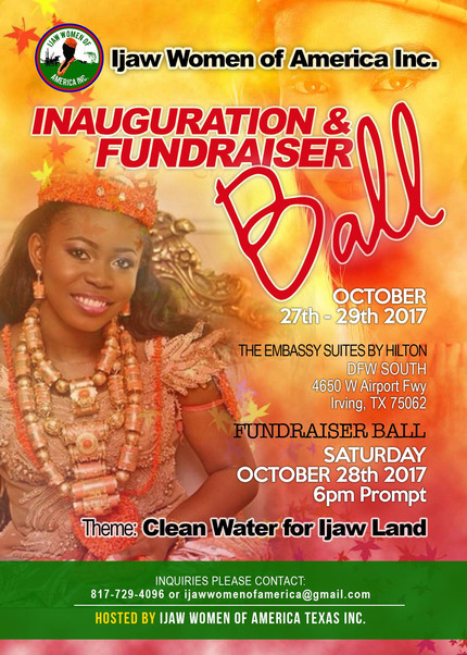 Texas Chapter hosts Ijaw Women of Inc.