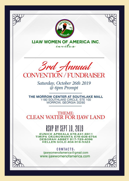 2019 IWA CONVENTION