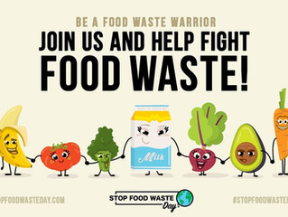 Happy Stop Food Waste Day !