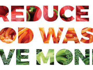 REDUCE FOOD WASTE SAVE MONEY