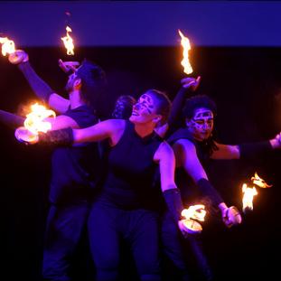 Fire Choreography