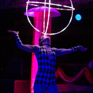 Light Up Sphere Balance