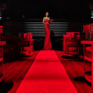 Red Carpet Elegance