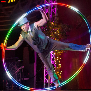 Light Up Cyr Wheel