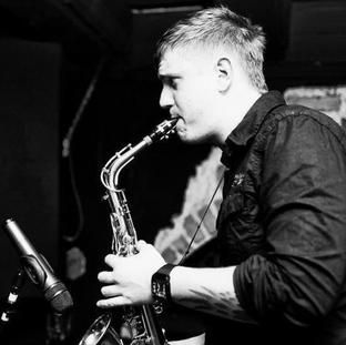 Suave Saxophonist