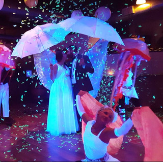 Whimsical Wedding Celebration