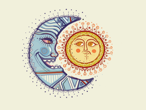 Egyptian Folklore Design