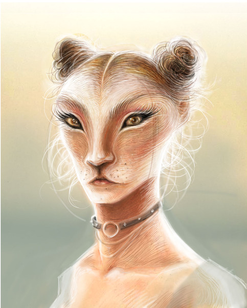 The lioness character study