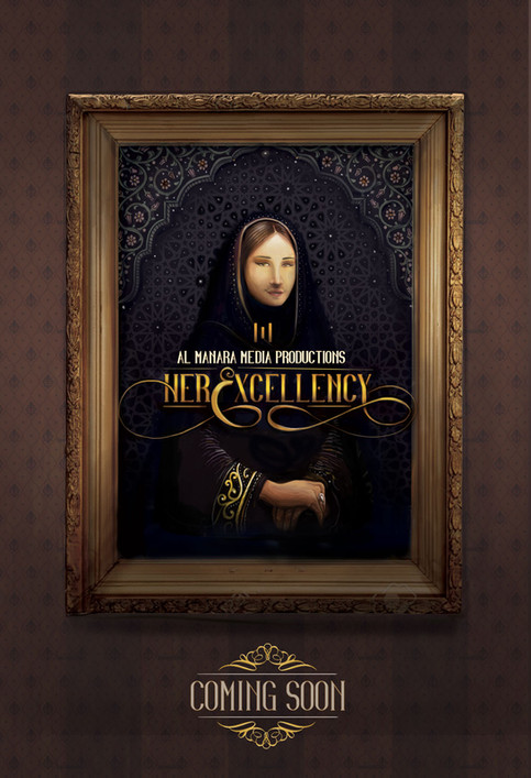 Her Excellency Poster Design