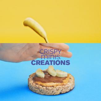 Crispy Minis Creations