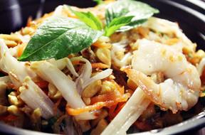 Shrimp Lotus Salad