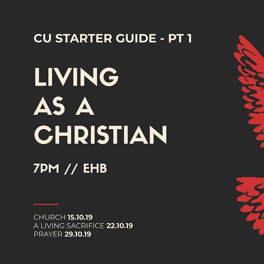 CONNECT - Living as a Christian: Prayer