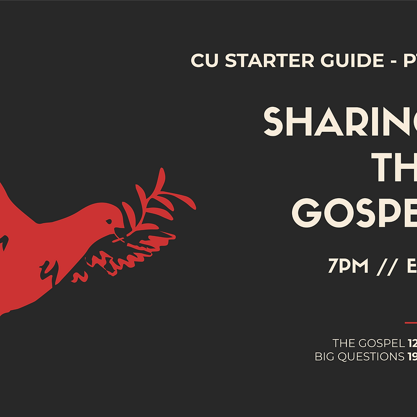 CONNECT - Sharing the Gospel: The Gospel