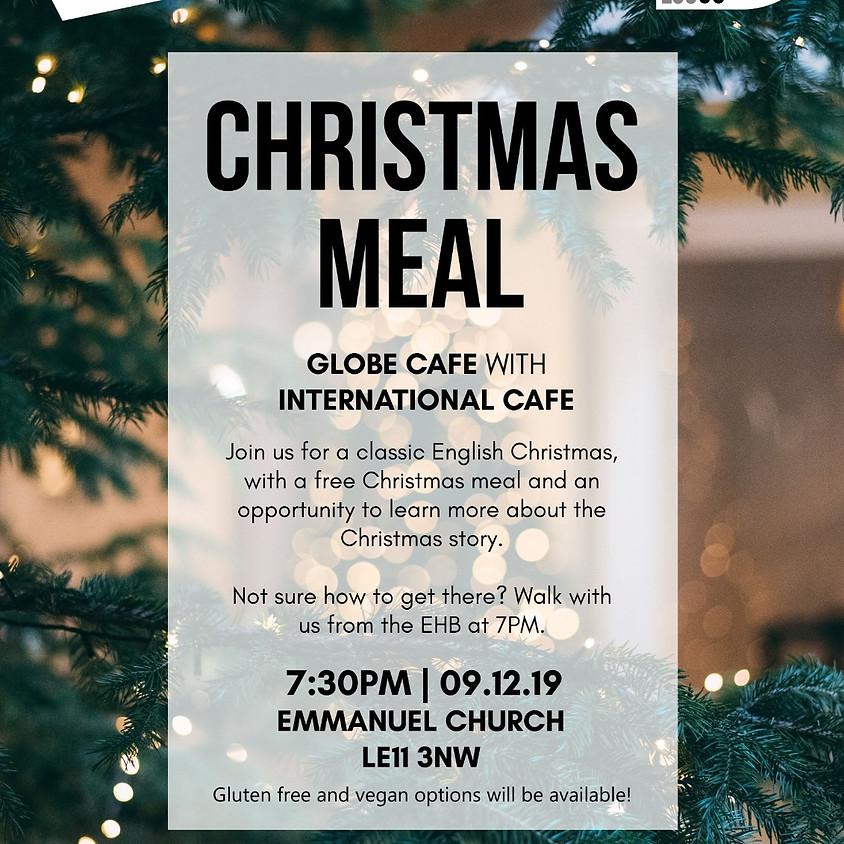 Globe Café Christmas Meal