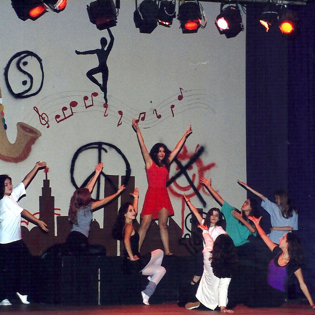 """""""Fame - the Musical"""" (1996)"""