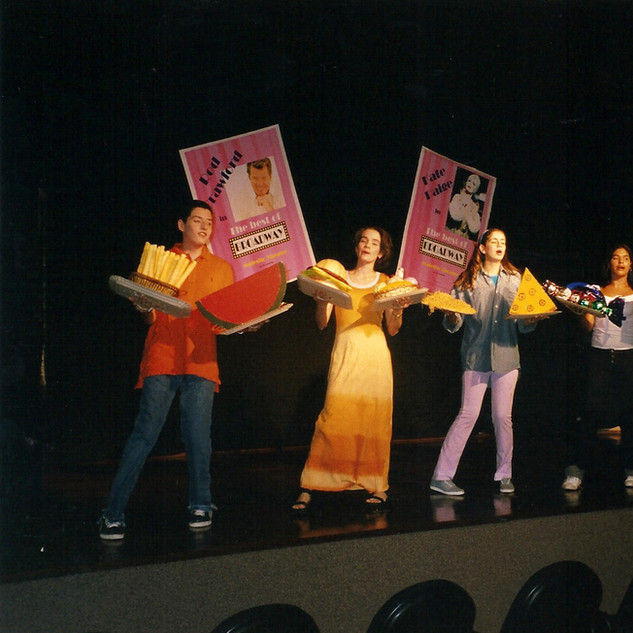 """On Broadway - The Backstage Musical"" (1999)"