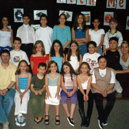 """Cast of the play """"1, 2, 3 - Count With Me"""" (2000)"""