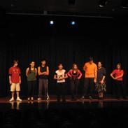 """""""We Go Together's Chorus Line"""" (2007)"""