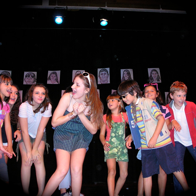 """High School - the Musical"" (2009)"