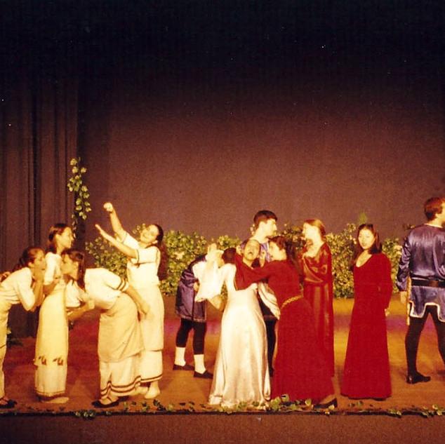 """A Midsummer Night's Dream"" (1998)"