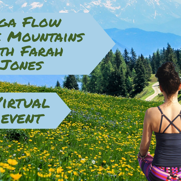 Yoga Flow in the Mountains