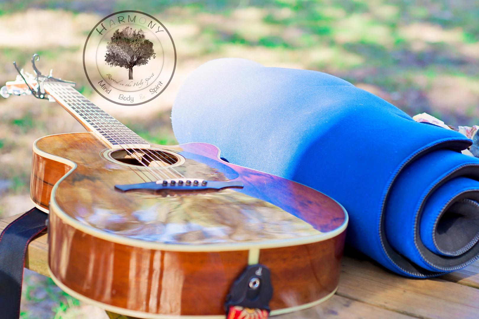 Live music and Yoga