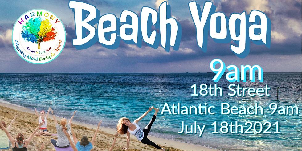 BEACH Laughter Yoga