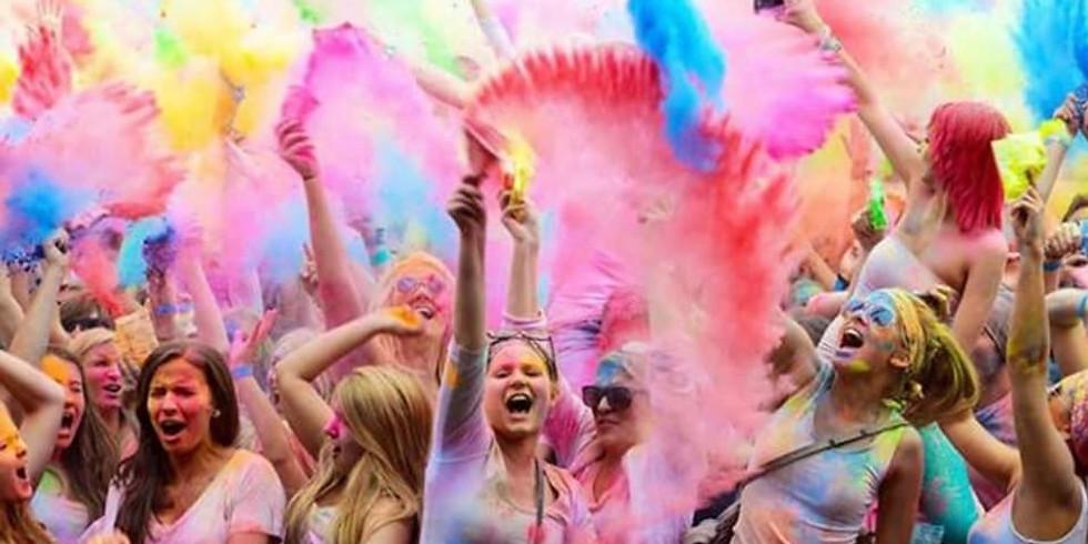 Spring Color Celebration