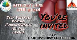 Self Defense & Boxing Fundamentals