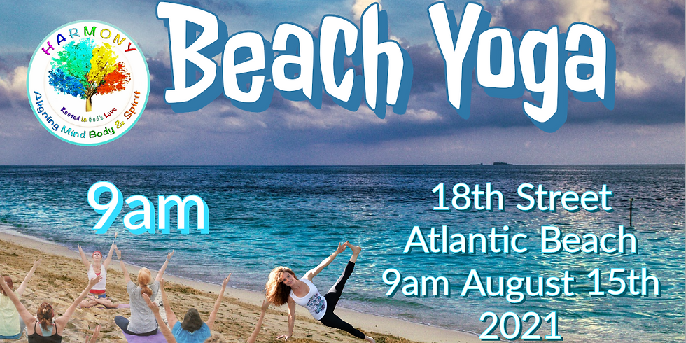 BEACH YOGA All-Levels