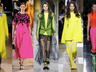 TOP TRENDS OF FASHION WEEK AW18