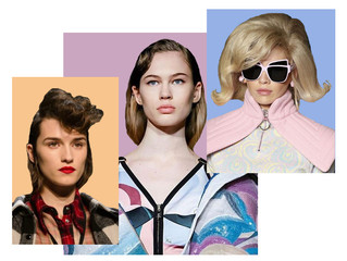 HAIR TRENDS AW18/19