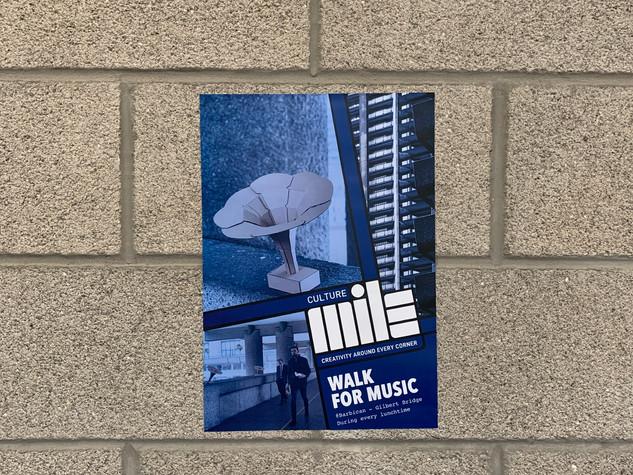 WALK FOR MUSIC