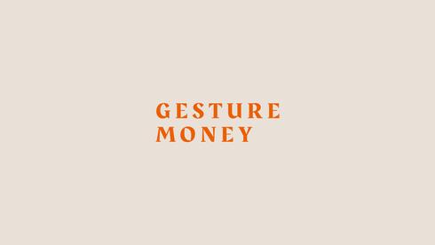 Gesture Money