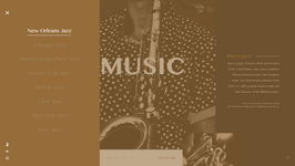 Jazz Website 2