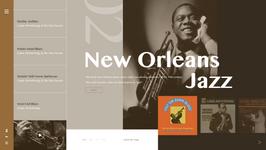 Jazz Website 3