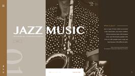 Jazz Website 1